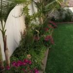 תכנון ועיצוב גינות - מרכז הדשא סינטטי