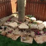התקנת דשא סינטטי לגינה