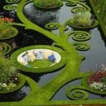 דשא סינטטי לבריכות